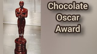 CHOCOLATE OSCAR SCULPTURES - KARTIST