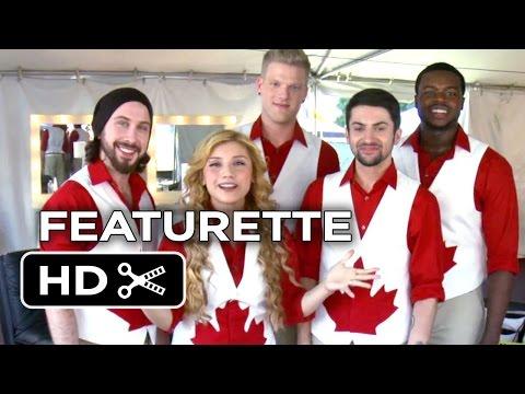 Pitch Perfect 2 Featurette - Pentatonix (2015) - Elizabeth Banks, Rebel Wilson Movie HD