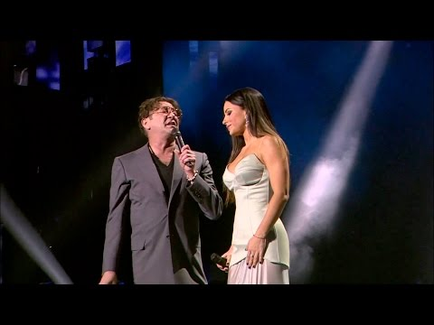 Ани Лорак и Григорий Лепс - Зеркала (Золотой граммофон 2014)