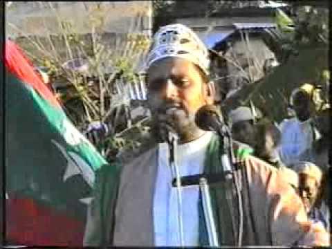 Sheikh Shariff in Zanzibar1.flv