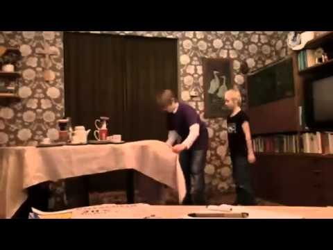 Magic Trick Goes Awry