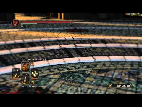 Dark Souls 2 - Binoculars speed glitch