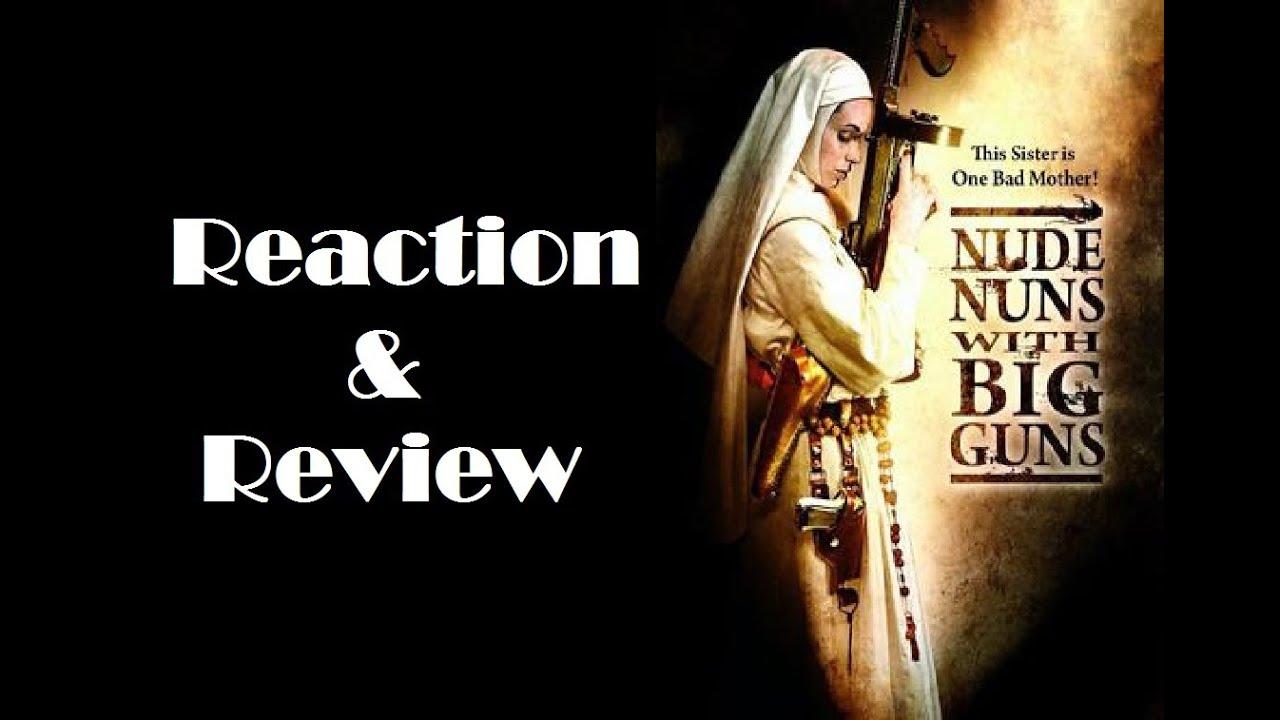 Week 193: 1993horrorfreakreviews: Nude Nuns With Big Guns