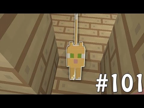 Minecraft Xbox - Slippery Survival - Welcome Home!! [101]