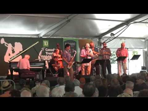 Jim Galloway Swing Session - Toronto Jazz Festival 2009 - Just Squeeze Me