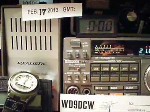 ARRL 2013 DX CW Pt2