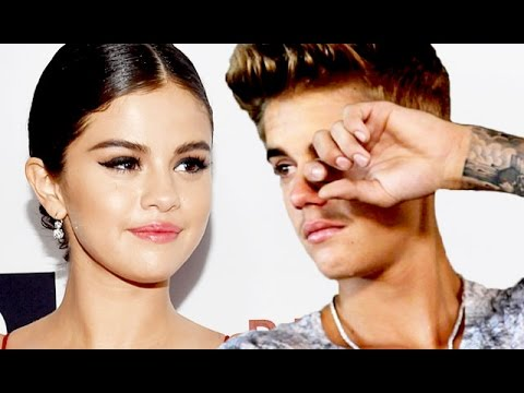 Justin Bieber Cries & Plans To Crossdress For Selena Gomez
