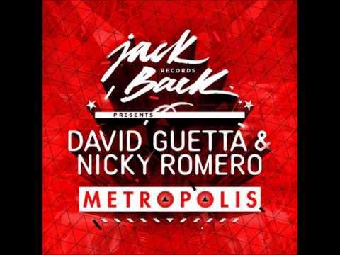 David Guetta - Metropolis