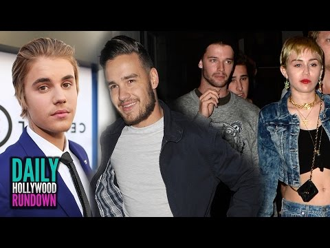 Liam Payne Backlash After Justin Bieber DISS - Miley Cyrus' Date W/ Patrick Schwarzenegger (DHR)