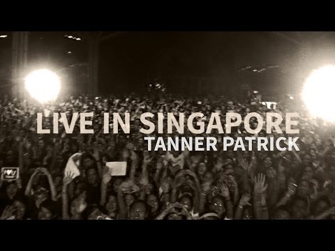 Tanner Patrick - Live In Singapore: Pumped Up Kicks, The A Team, and more!