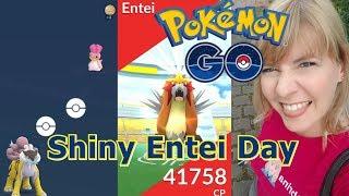 Mein Entei Raid Day | Pokemon GO deutsch Berlin #185