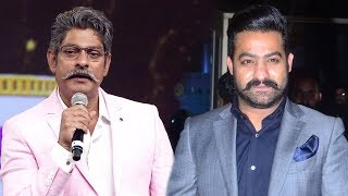 Jagapathi Babu talks about Jr. NTR's Daring Style