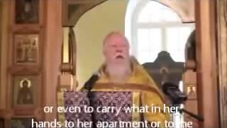 Khutbah Pendeta kristen yang menggemparkan duniaa di Rusia