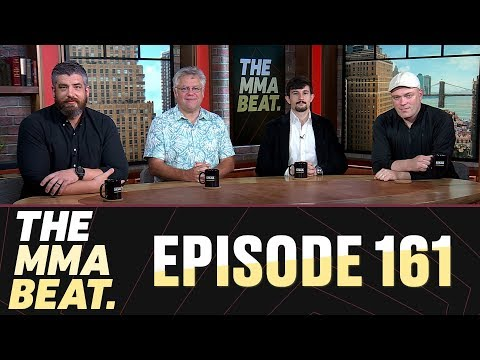 The MMA Beat: Episode 161