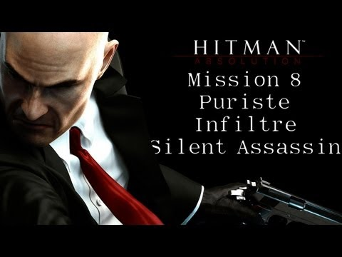 Hitman Absolution : Mission 8