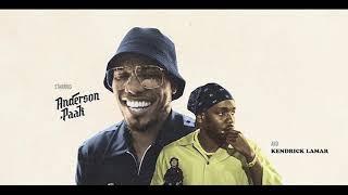 Anderson Paak Tints Ft Kendrick Lamar Clean