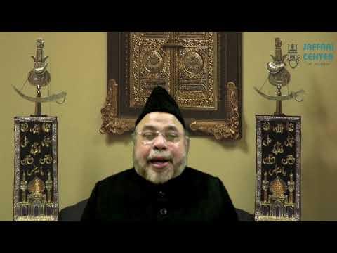 1st Muharram - Maulana Sadiq Hasan Majlis 2020/1442