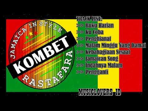 Kombet Rastafara Full Album - Reggae Musik