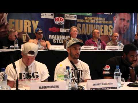 **WARNING EXPLICIT LANGUAGE** - TYSON FURY v ALEXANDER USTINOV PRESS CONFERENCE (FULL & UNCUT) klip izle