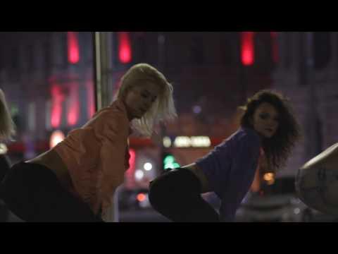 Funny Backstage /Sexy girls in a town/ Харьков / Танцы/ Стрип-пластика