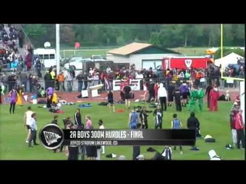 2012 CHSAA Track & Field Championships-Day 3