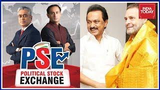 Stalin Preferred As Next TN CM, Rahul Beats Modi As PM Choice For 2019 | Political Stock Exchange