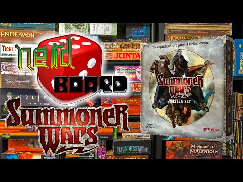 Summoner Wars Master Set Unboxing Unboxing Summoner Wars Master