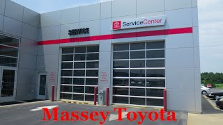 Welcome To The Massey Toyota Service Center In Kinston, NC