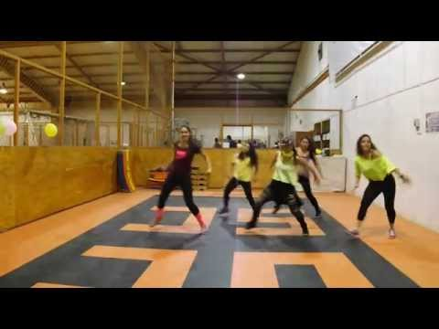 Baile entretenido UCSC Quiero Bailar