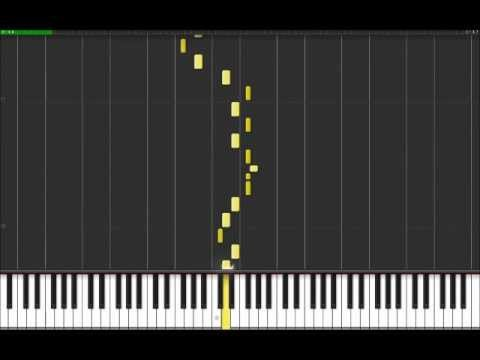 Plug In Baby Muse Easy Piano Tutorial In Synthesia 100 Speed
