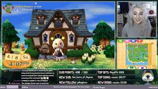 ACNL Dream Towns Twitch Stream // June 10, 2018