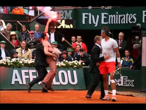 Rafael Nadal Wins The French Open Final