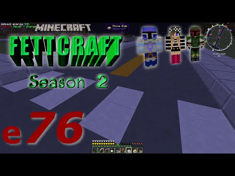Minecraft | Fettcraft S2E76 | More Road Building