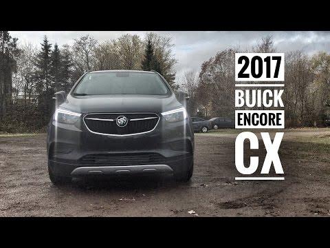 2017 Buick Encore CX FWD Test & Review | Pye Chevrolet Buick GMC Truro Nova Scotia