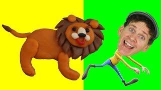 Favorite Animal Song | Wild Animals for Kids | Original Songs by Matt | Learning English