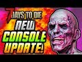 ✅NEW CONSOLE UPDATE | 7 Days to Die Gameplay Walkthrough Xbox One / PS4 New Update