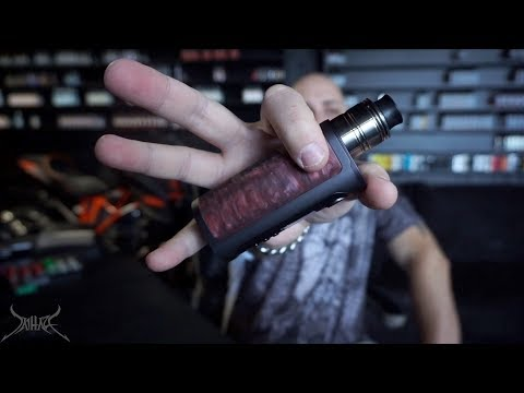 Lost Vape Mirage DNA75C Review and Rundown | 18650/2x700 #simple