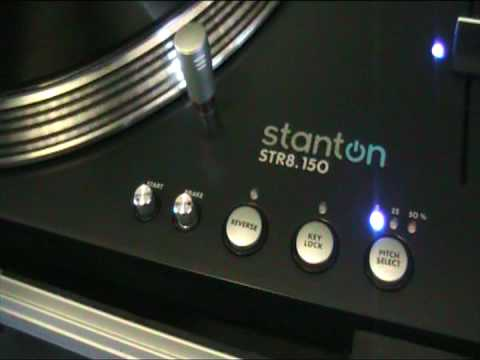 Stanton str8 150  st150 quick look at demo review