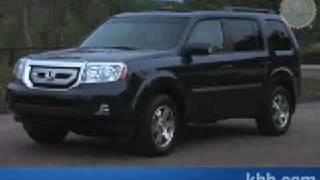 2009 Honda Pilot Review - Kelley Blue Book