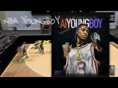 Nba Youngboy-Graffiti (Music video)2k