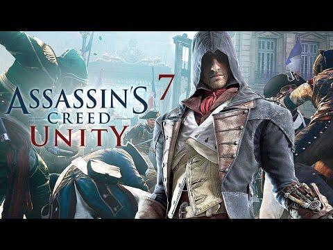 #7 Zagrajmy w Assassins Creed: Unity Złotnik 1080P PS4