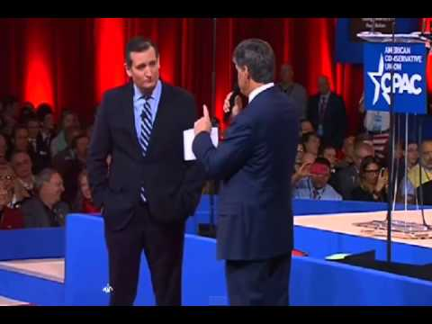 Hannity Pimps Canadian-born Ted Cruz For President - 2/26/2015