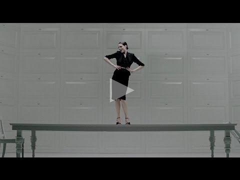 "ceft and company: WHBM TV commercial ""a musical odyssey"" with coco rocha + johan renck"