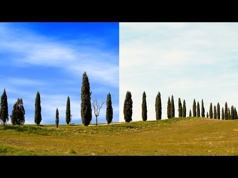 Photoshop Tutorial: How to Replace a Sky in a...