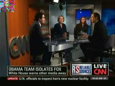 HuffPost Editor: Fox News Is 24/7 Campaign Against Obama Admin