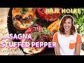 Lasagna Stuffed Pepper I Julie Nolke