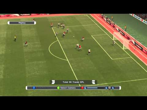 PES 2011 WORLDS BEST GOAL EVER!!