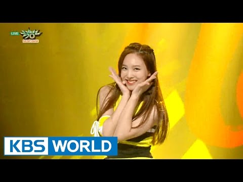 Music Bank - English Lyrics | 뮤직뱅크 - 영어자막본 (2015.11.07)