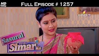 Sasural Simar Ka - 14th August 2015 - ससुराल सीमर का - Full Episode (HD)