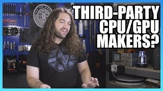 Ask GN 91: New CPU/GPU Companies? PCIe 4.0 for IO Devices